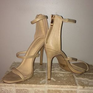 Venus high heel strappy sandal